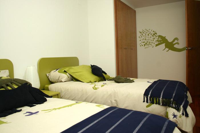 Interiorismo y decoraci n de habitaciones infantiles - Decoraciones habitaciones infantiles ...