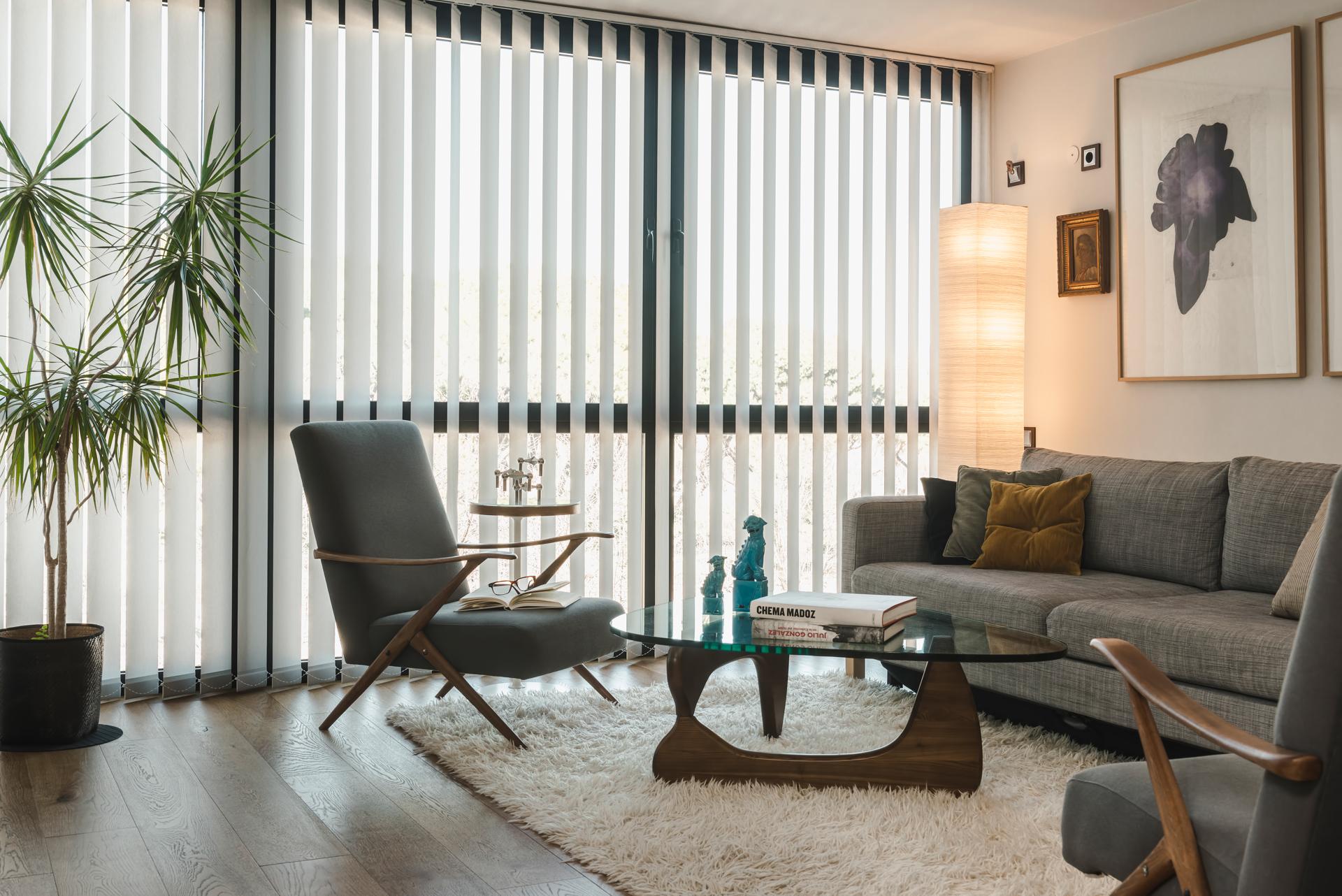 Interiorismo en madrid salones viviendas y oficinas - Interiorismo en madrid ...