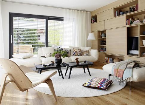 Interiorismo en madrid salones viviendas y oficinas - Interiorismo salones ...