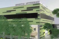 Interiorismo asistencial en hospital veterinario