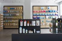 expositores farmacia, decoración y mobiliario de farmacia