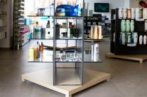 góndolas - mobiliario Farmacias