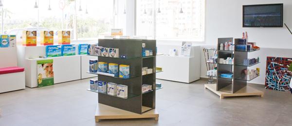 Reforma de farmacias interiorismo y mobiliario de farmacias for Carrera de interiorismo y decoracion