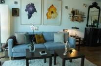 Amueblamiento y decoración de vivienda en Madrid