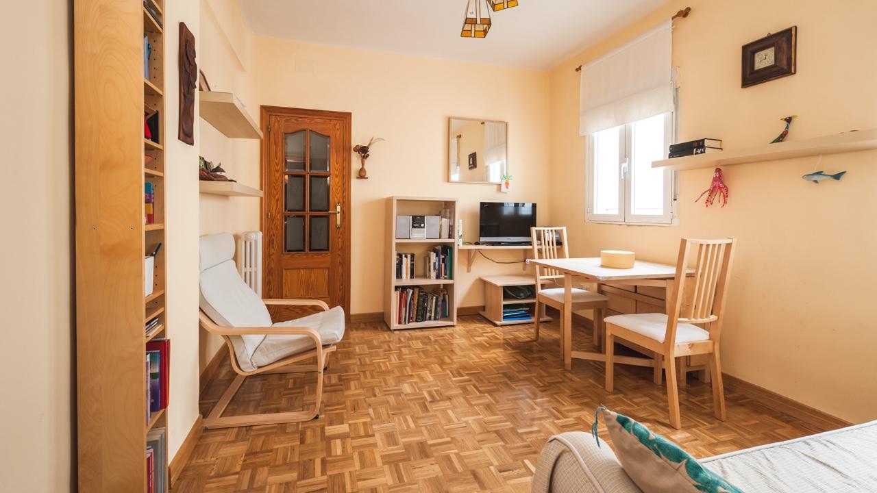 Piso de 2 dormitorios junto al paseo de la habana espaciodoble inmobiliaria arquitectura y - Pisos paseo de la habana ...