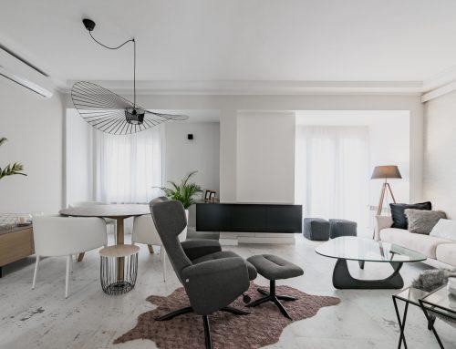 Espectacular piso de diseño en Glorieta de Embajadores
