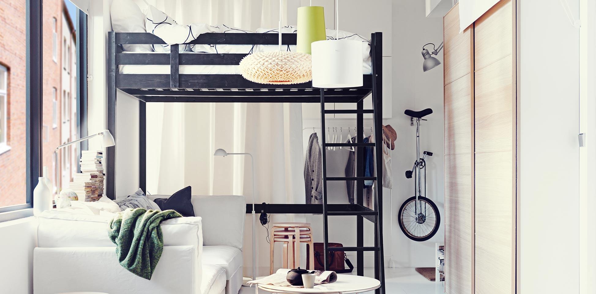 Cmo organizar los espacios pequeos Decoracin de interiores