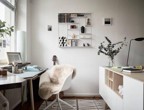 Ideas creativas y consejos para decorar tu espacio de trabajo en casa