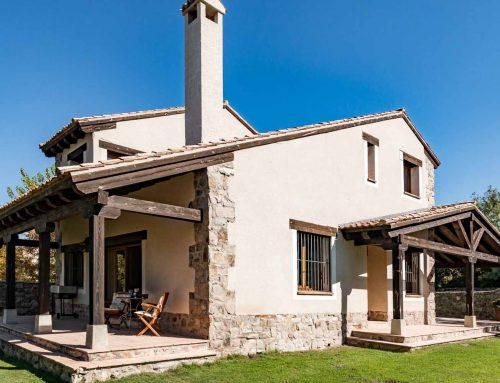 Acogedora vivienda unifamiliar en Segovia
